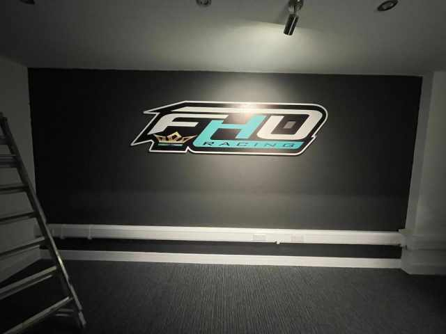 FHO Racing headquarters