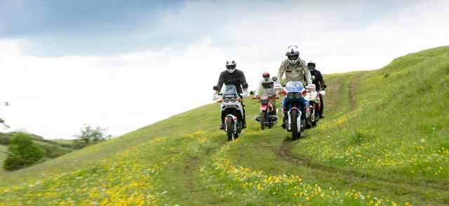 off road riding dakar enduro rally prep
