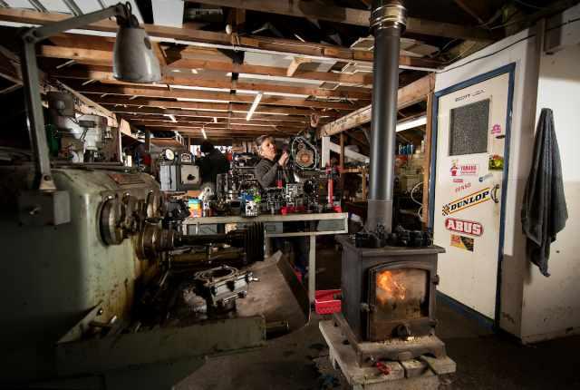 sams dyno wood burning stove