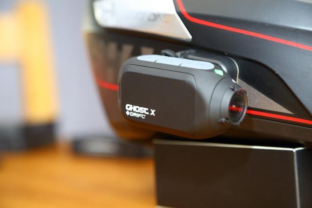Ghost X camera