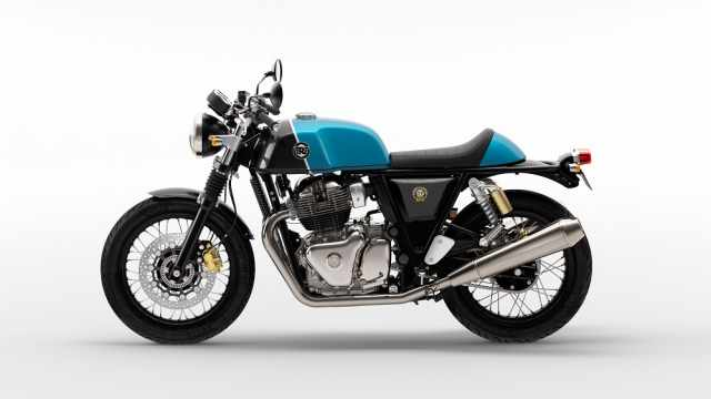 2021 Royal Enfield 650 models announced with new colours