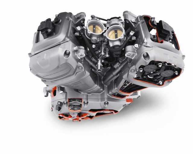 H-D Revolution Max engine