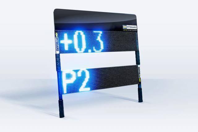 HM Quickshifter Pit Board