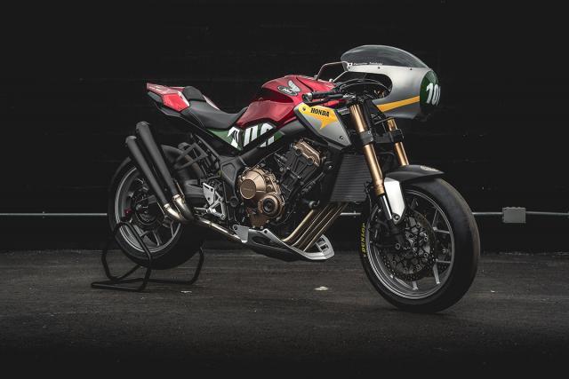HONDA MALLORCA MOTORCYCLES CBR650R