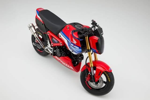 HRC Honda Grom