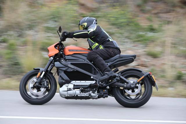 Harley-Davidson LiveWire review
