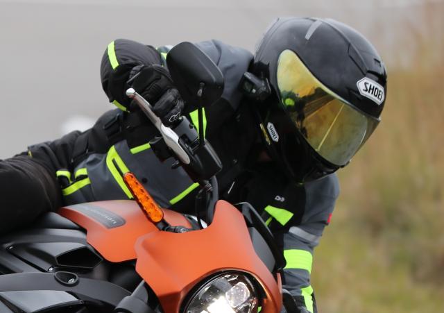 Harley-Davidson LiveWire review Visordown