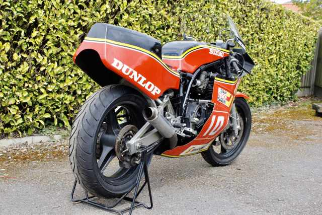 Heron Suzuki XR69