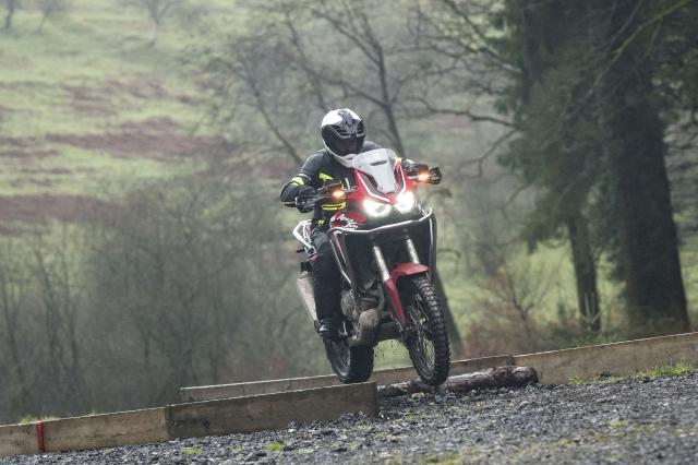 Honda CRF1100L Africa Twin Adventure Sports Visordown Review