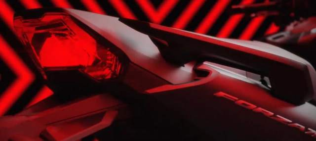 Honda Forza 750 teaser picture