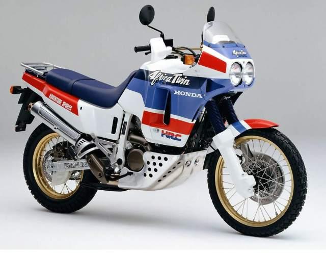 Honda XRV650