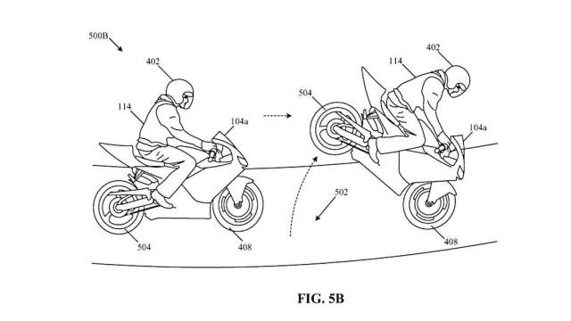 mind control motorcycle patent