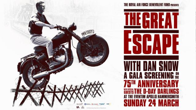 The Great Escape event