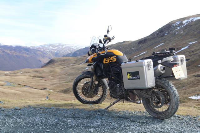 Adventure biking on a budget, choose your ride