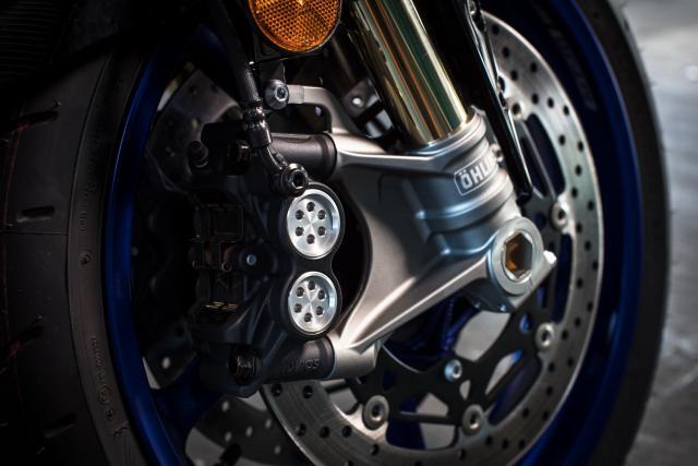Yamaha MT-10 SP brakes