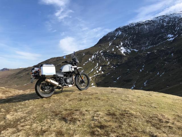 2018 Royal Enfield Himalayan video review