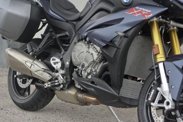 BMW S1000XR engine