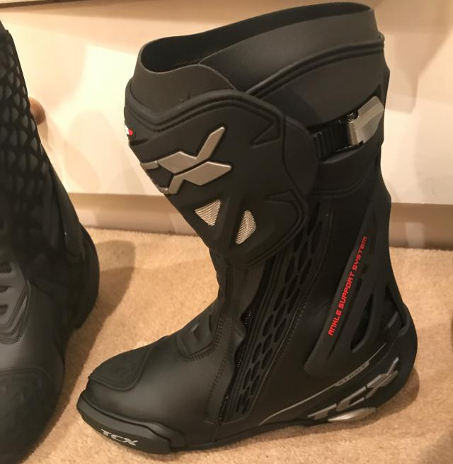First impressions: TCX RT-Race Waterproof boots £259.99