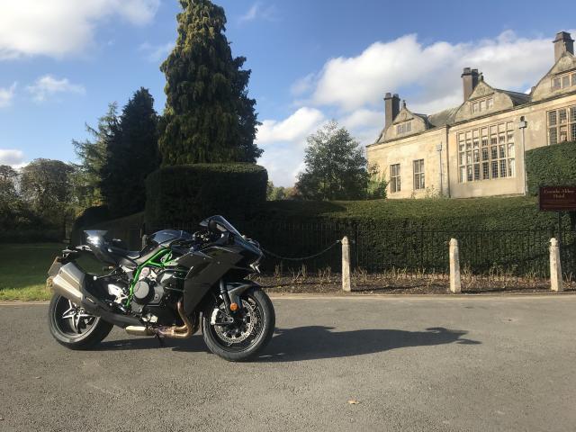 Kawasaki Ninja H2 2019 Visordown Review
