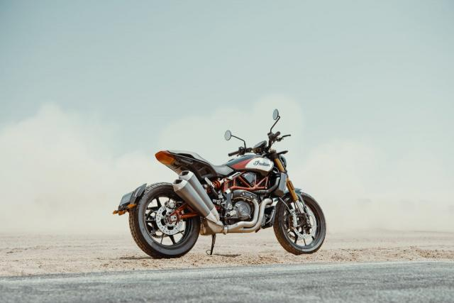 Intermot 2018: Indian unveils FTR 1200 and 1200 'S' models