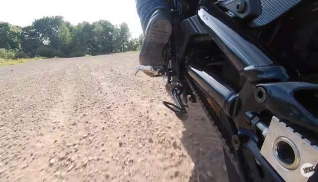 Indian FTR1200 first impresssions
