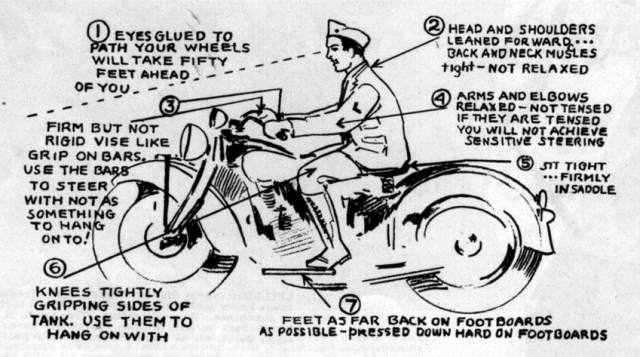 Indian Riding Guide