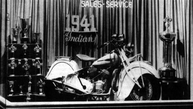 Indian Sales and Service Window