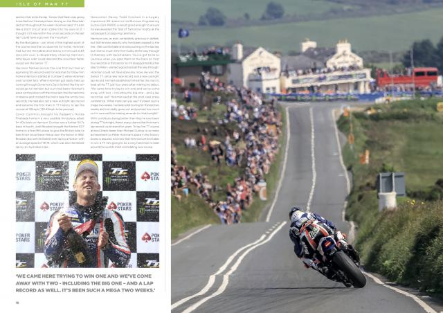 Road Race 2018 review book