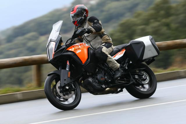 ktm 1290 super adventure review | visordown