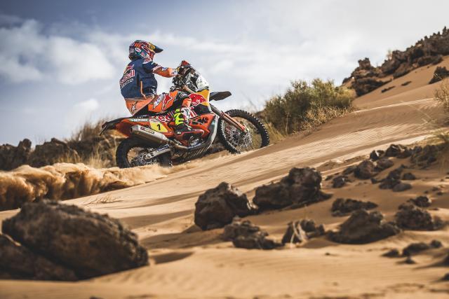 KTM reveals trio of 2018 off-road machines