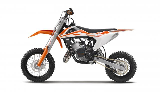 KTM announce electric 50cc E-Mini