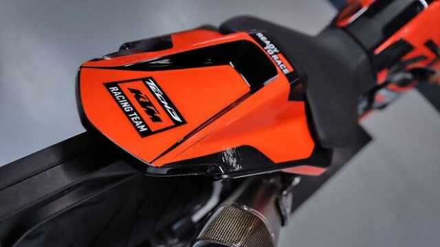 KTM 890 Duke R Tech