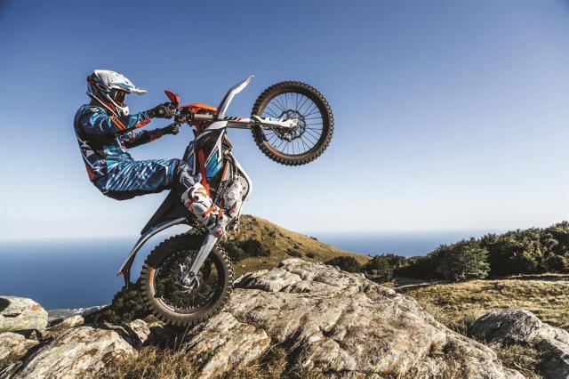 KTM launches 2018 Freeride E-XC