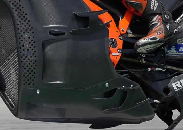 KTM Tech 3 fairing