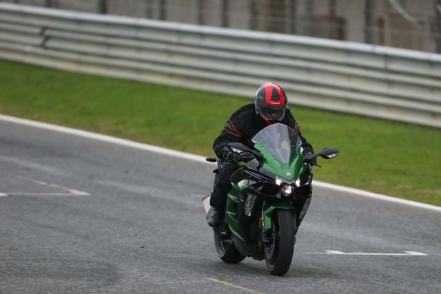First ride: Kawasaki Ninja H2 SX SE review