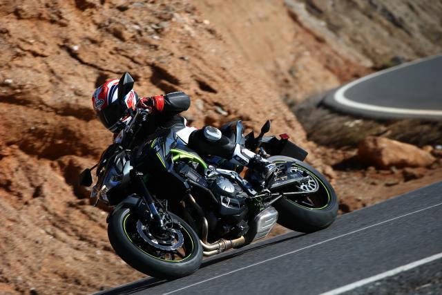 First ride: Kawasaki Z900 review