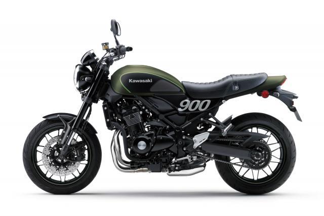 Kawasaki Z900 Revealed Visordown
