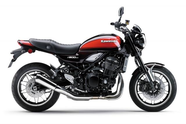 Kawasaki Z900 Revealed Visordown