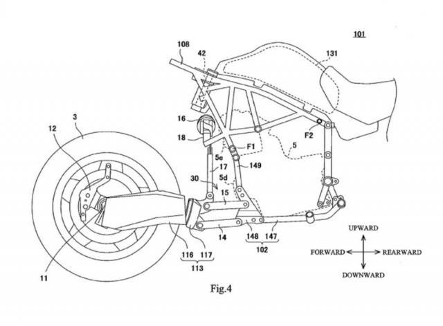 Kawasaki hub steer