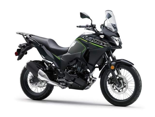 Kawasaki Versys X300 Adventure