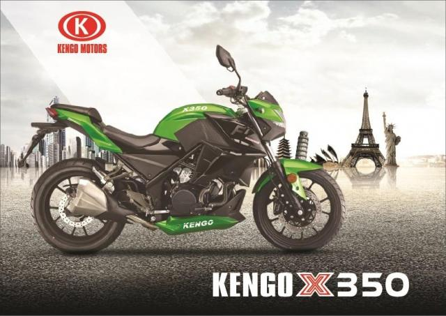 Kengo X350