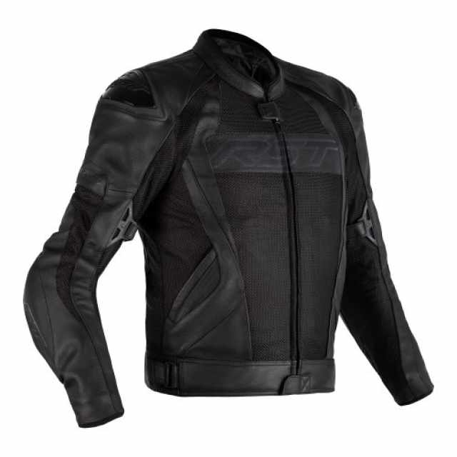 NEW - RST TracTech Evo 4 Leather Mesh Leather Jacket