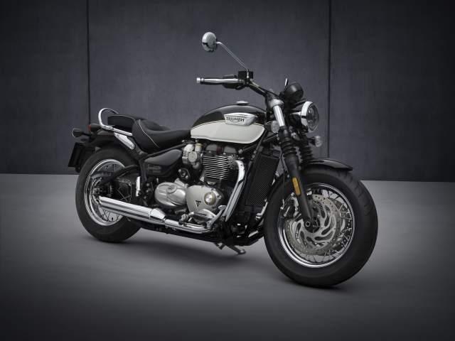 2021 Bonneville Speedmaster