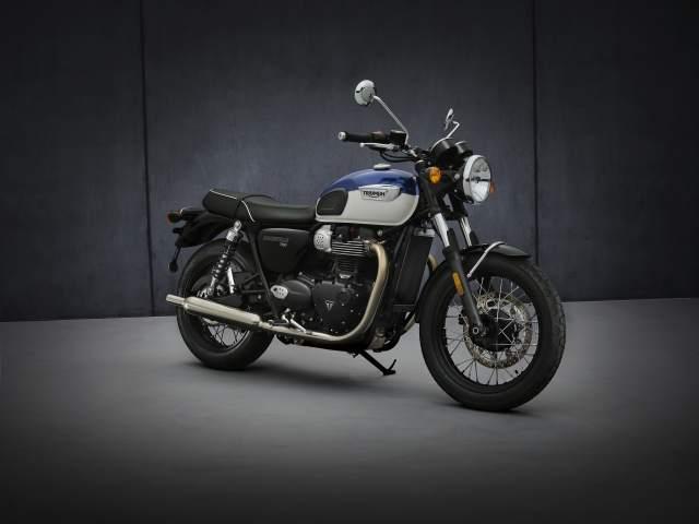 2021 Bonneville T100
