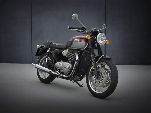 2021 Bonneville T120