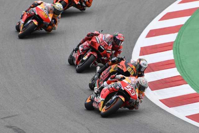 Marc Marquez - Repsol Honda MotoGP 2021