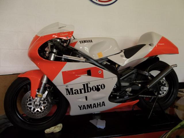 Marlboro race bike Yamaha TZ250