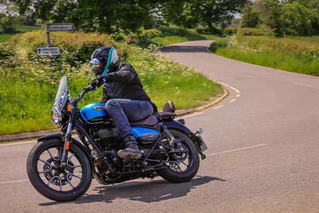 Royal Enfield Meteor 350 A2 motorcycle