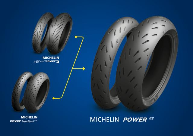 review michelin power rs visordown. Black Bedroom Furniture Sets. Home Design Ideas