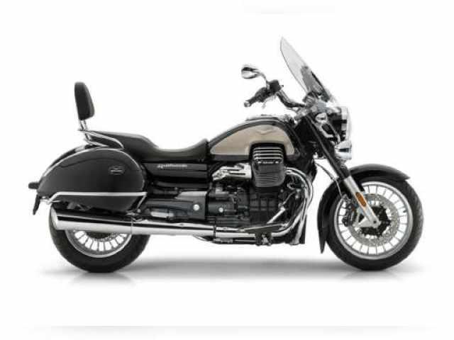 Moto Guzzi 1971-2020 California